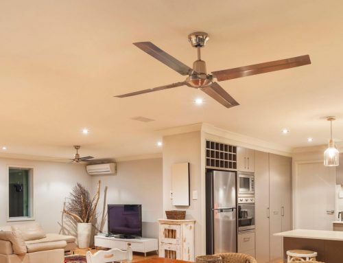 Installing Ceiling / Paddle Fans